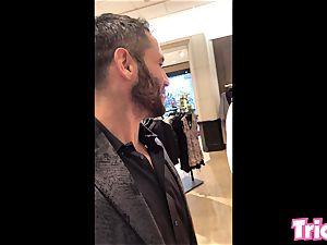 Trickery - Chanel Preston humps a stranger at a hotel
