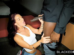 BLACKEDRAW Evelin Stone Will Do ANYTHING For Her bbc parent