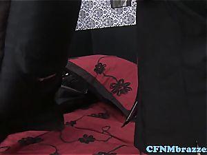 Jynx the naughty chambermaid