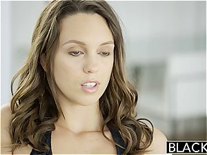 BLACKED friends Jade Nile and Chanel Preston love bbc Together