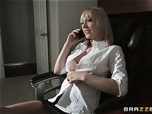 Lily Labeau poked doggie-style