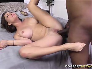 Krissy Lynn Having tough multiracial rectal hump