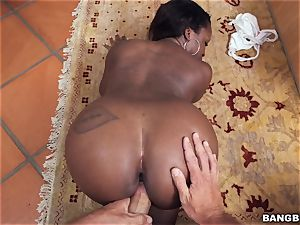 massive bootie Harmonie Marquise point of view