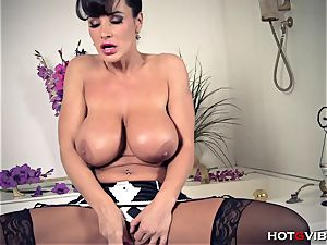 giant, Soapy jugs mummy Lisa Ann