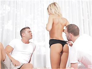 Lola Reve gets double pounded