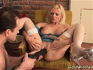 huge-chested milf pornography lesson