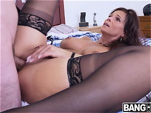 Syren De Mer Her poon And bootie pummeled messy juices Pie