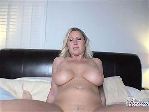 Devon Lee gets herself ravaged just the way she enjoys before getting gooed