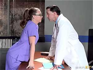 Nurse Maddy OReilly puts things right with a ravaging
