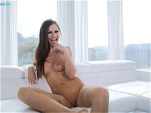 magnificent nymphomaniac Tina Kay kinky assfuck fucking