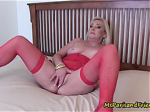 witnessing mom masturbate with Ms Paris Rose