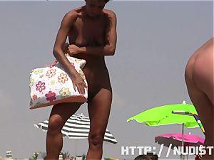 naturist beach voyeur preys on red-hot nymphs