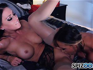 Nikki Benz and Jessica Jaymes tribbing