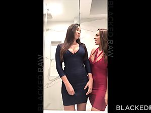BLACKEDRAW 2 party damsels Cheat With BBCs After The Club
