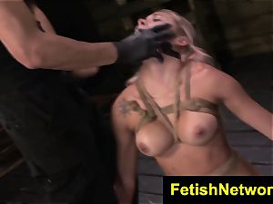 FetishNetwork Marsha May stiff blow
