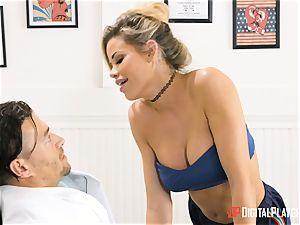 arse slamming with Jessa Rhodes in Xanders office