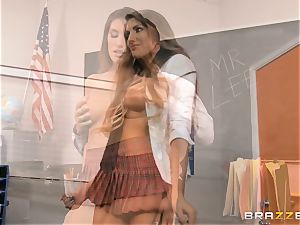 August Ames is her masters deepest desire