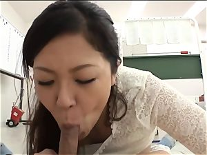 asian instructor deepthroating beef whistle - Part 1 - ChaturbateCam.net