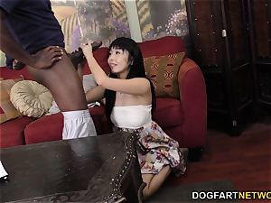 Marica Hase bbc ass-fuck with Mandingo