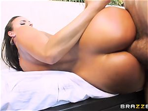 Amirah Adara getting her taut lil' arse nailed