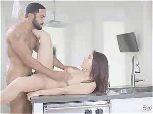 cum craving big black cock deep-throating Valentina Nappi