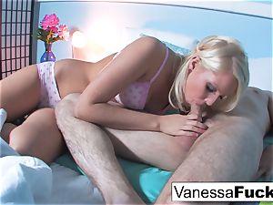 Vanessa Has Some uber-sexy cravings