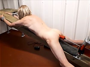 RachelSexyMaid - 15 - dungeon space booty bare boinking