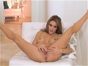 stunning Ryan Ryans horny nude masturbation